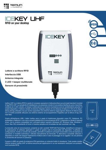 IceKey UHF