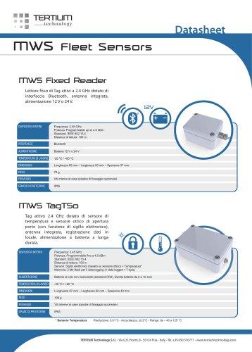 MWS Fleet Sensors