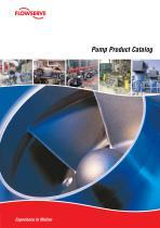 Flowserve Pump Product Catalog