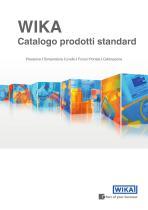 Standard product portfolio