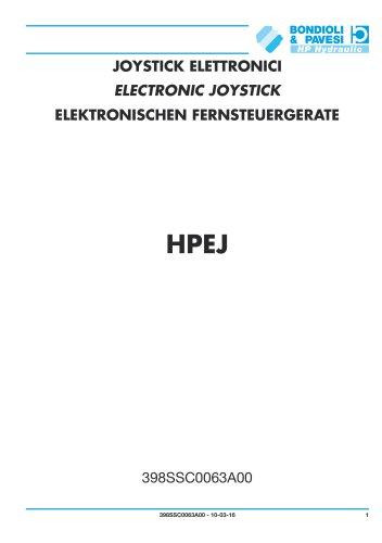 Joystick Elettronici - HPEJ