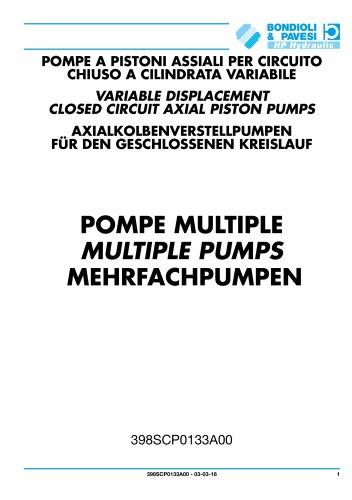 Pompe Multiple