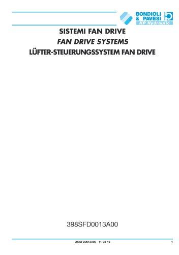 Sistemi Fan Drive