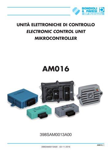 Unità Elettroniche di Controllo