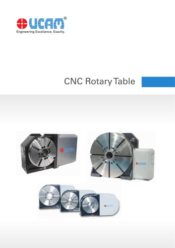 CNC Rotary Table