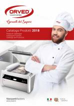 Catalogo Generale Orved 2018