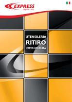 UTENSILERIA RITIRO IMPERMEABILITA
