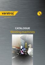 CATALOGUE Welding machines