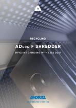 ADuro F shredder