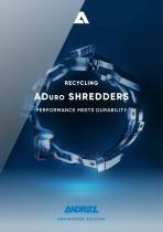 ADuro Shredder - Performance meets durability