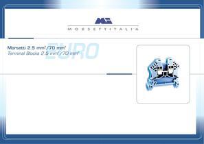 Morsetti 2.5 mm²/70 mm²