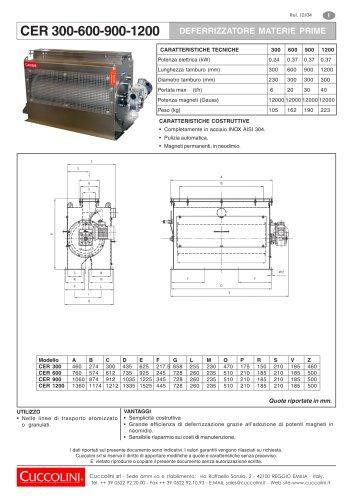 CER 300-600-900-1200