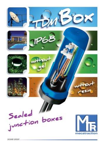 Brochure TDM Box
