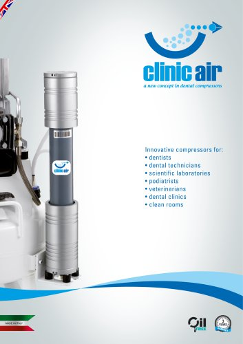 Dental/Clinic air compressors