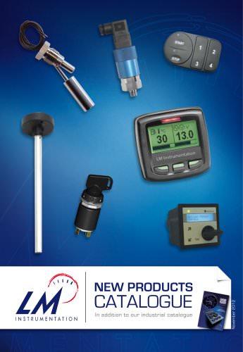 New products catalogue Nov. 2012
