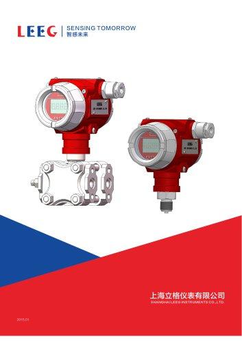 LEEG Pressure Transmitter Brochure