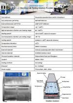 HD-E802 UV Weathering Test Chamber