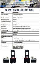 Universal Testing Machine HD-B611-S