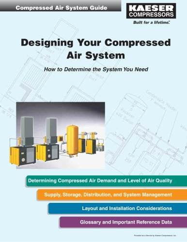 Designing Your Compressed Air System - Guide 3