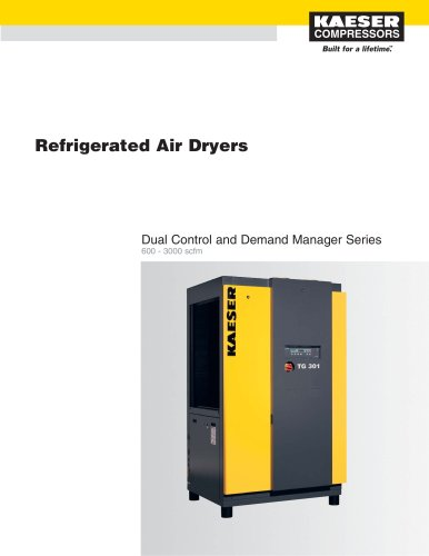 Dual Control / Demand Manager - Refrigerated Dryer