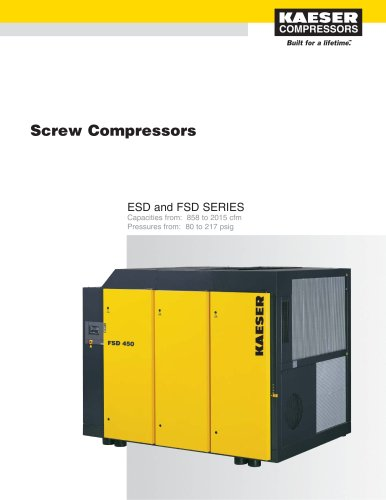 ESD and FSD Compressors