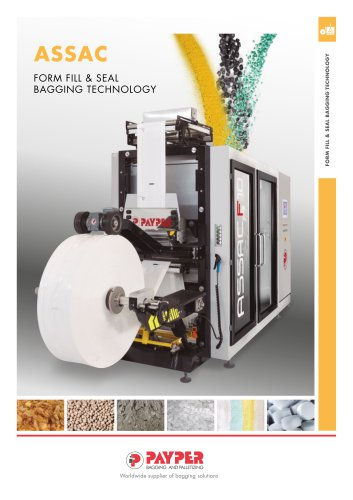 FORM FILL & SEAL BAGGING TECHNOLOGY