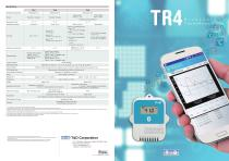TR4 Bluetooth Thermo Recorder