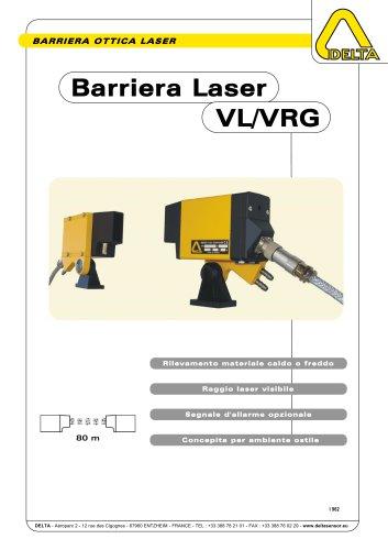 Barriera Laser VL-VRG