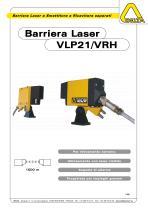 Barriera Laser VLP21/VRH