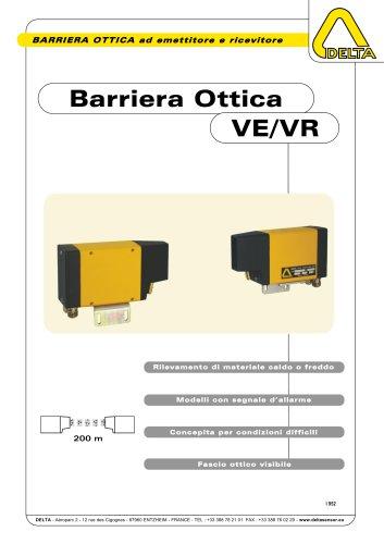 Barriera Ottica VE-VR