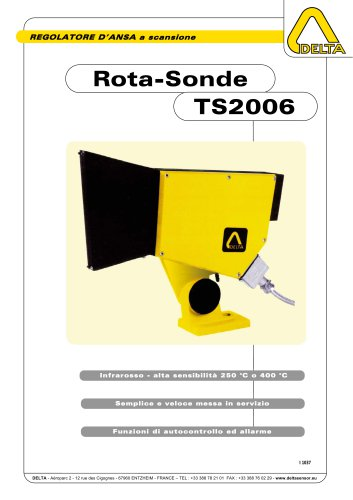 Rota-Sonde TS2006