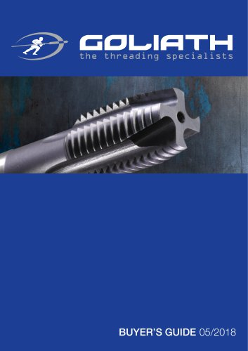 Goliath Threading Tools Buyer's Guide