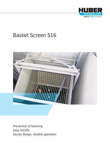 Basket Screen S16