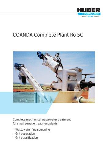 COANDA Complete Plant Ro 5C