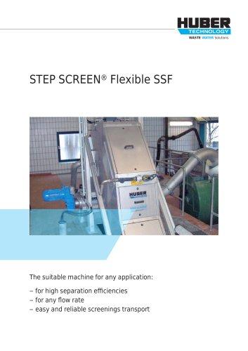 STEP SCREEN® Flexible SSF