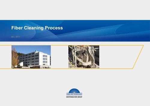 Fiber Cleaning Process