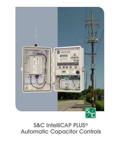 IntelliCAP PLUS Automatic Capacitor Controls