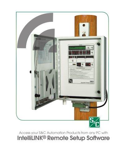 IntelliLINK® Remote Setup Software