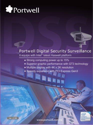 Digital Security Surveillance