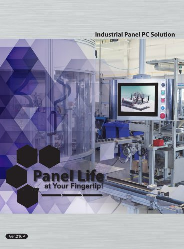ndustrial Panel PC Solution