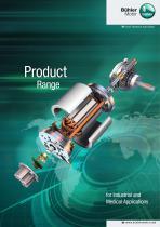Bühler Motor Product Catalog 2015