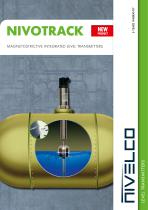 NIVOTRACK – magnetostrictive integrated level transmitters