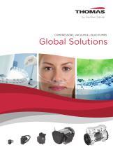 COMPRESSORS, VACUUM & LIQUID PUMPS Global Catalog