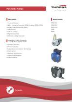 Peristaltic Pumps Catalog