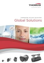 Pump and Compressor Solutions for OEM customers worldwide, for gas & liquid applications