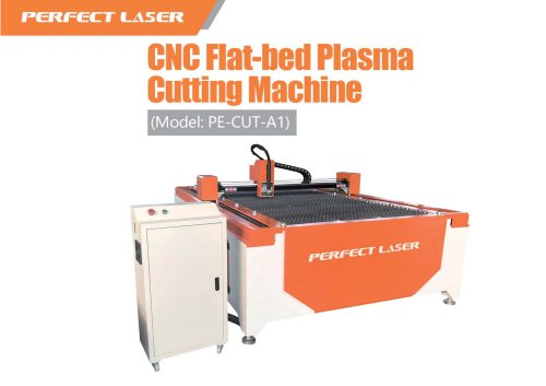CNC Flat-bed Plasma Cutting Machine