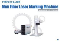 Mini Fiber Laser Marking Machine PEDB-100