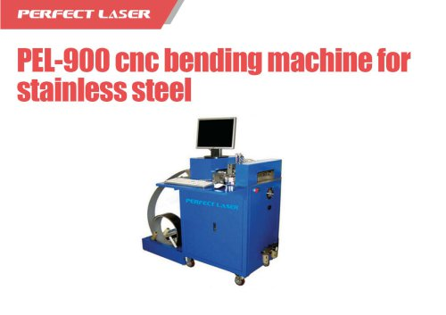 Perfect Laser - Automatic Folding CNC Gear Cutting Machine for Stainless Steel PEL-900