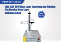Perfect Laser fiber laser engraving and marking mahcine PEDB-450