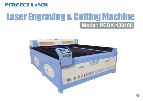 Perfect Laser - Laser Engraving & Cutting Machine PEDK-130180